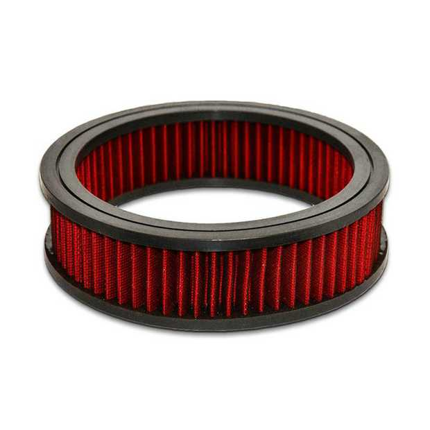 """SAAS SF62CE - Filter Washable Hi-Flow 6"""" x 2"""" Replacement"""
