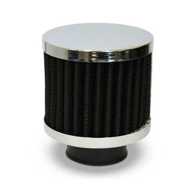 SAAS SF9635 - Air Breather Black 35mm Neck Urethane Base