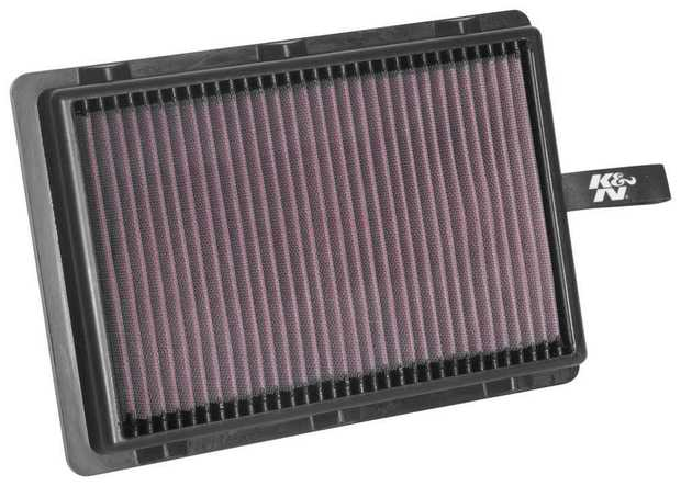 K&N;'s Replacement Air Filters Designed to boost horsepower and rate of acceleration Can be cleaned and...