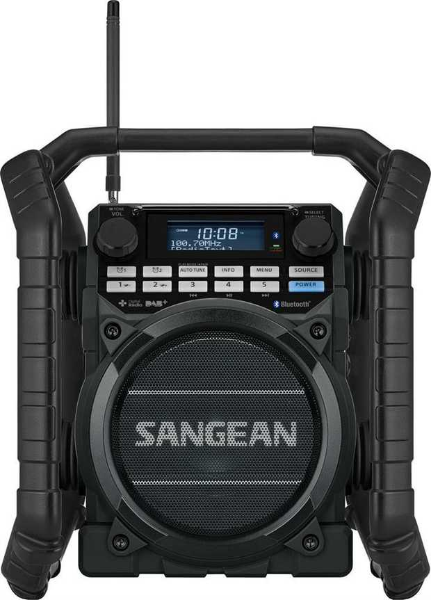 10 station presets (5 DAB+, 5 FM) Simply touch to pair with NFC technology Information display for...