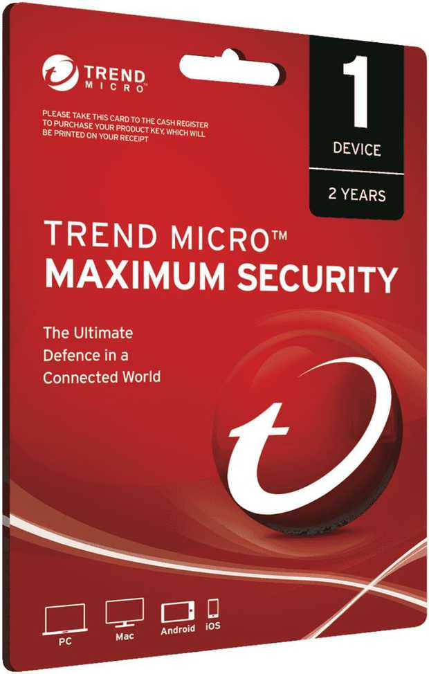 Max Security 1 Device 24 Month