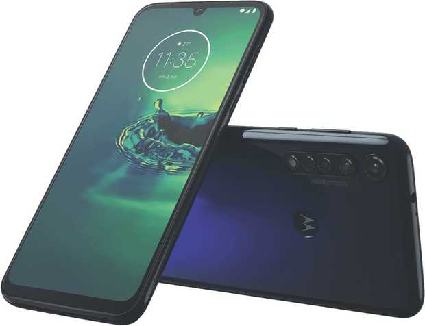 Don't miss a thing with the new Moto G8 Plus 4617846. Its class-leading Quad Pixel cameras, combine 4...