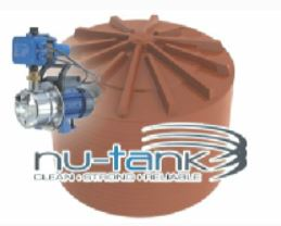 Free Pressure Pump with each 5000Gal tank sold   Just $2,490  1300 361110