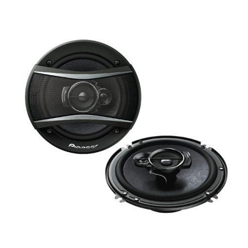 320 Watts Max Power (50 Watts Nominal) New Multilayer Mica Matrix Cone Design Lightweight Elastic...