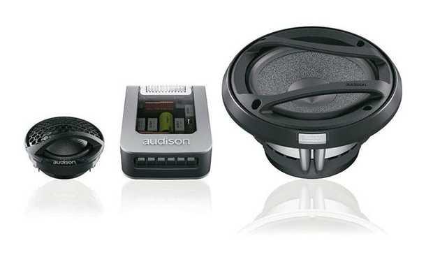 The prestigious Eisa Award European In-Car Speaker System 2010-2011 was bestowed to the AV K6 and AV K5...