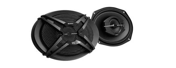 Blast out your favorite driving songs with the XS-GTF6939 3-way speakers. Featuring a mica matrix cone...