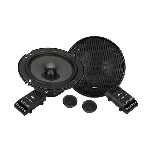 160MM [6 INCH] 2-WAY with CROSSOVERS FLUSH MOUNT COMPONENT SPEAKER SYSTEMSPECIFICATIONS: Features and...
