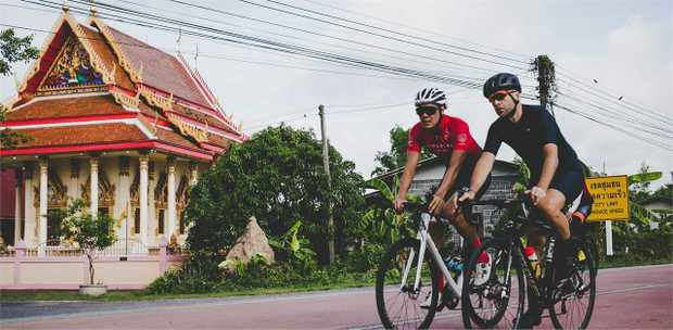 A road cycling odyssey through a less-explored region of Southeast Asia, offering ample contrast and...