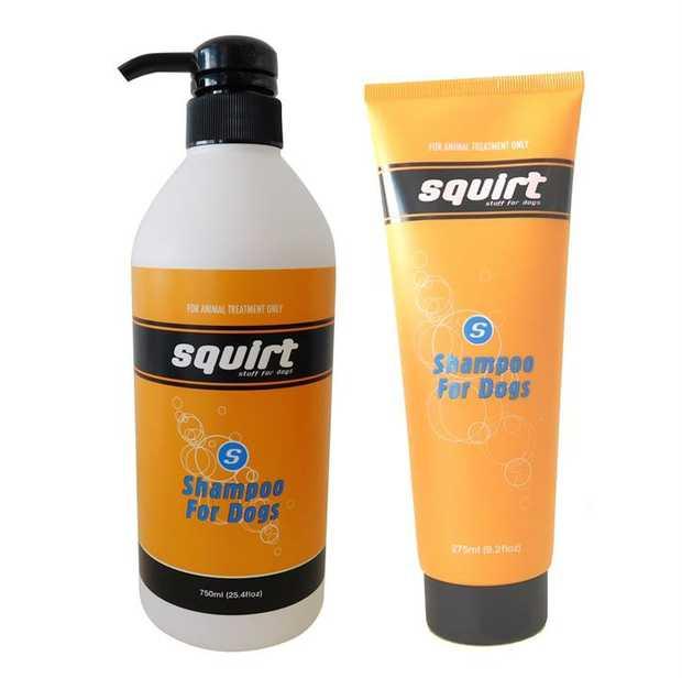 Squirt Tropical Everyday Dog Shampoo - 750ml