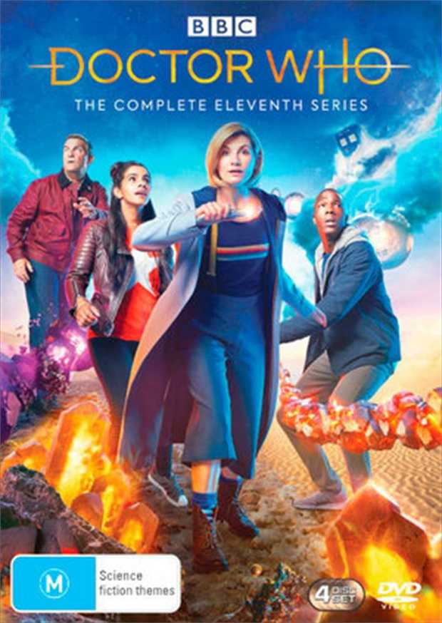 Doctor Who - Season 11 DVD         The dazzling Thirteenth Doctor falls...