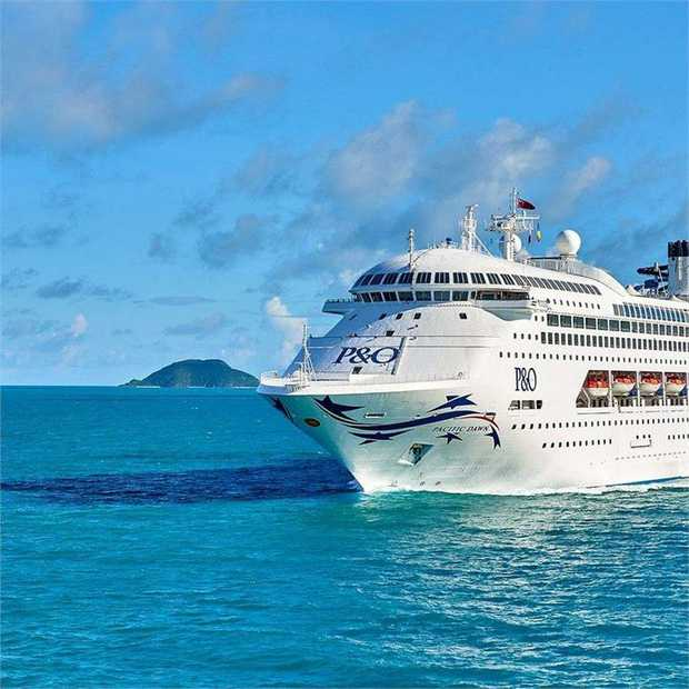Soak up the breathtaking natural beauty of the Whitsundays in Queensland aboard the luxurious P&O...