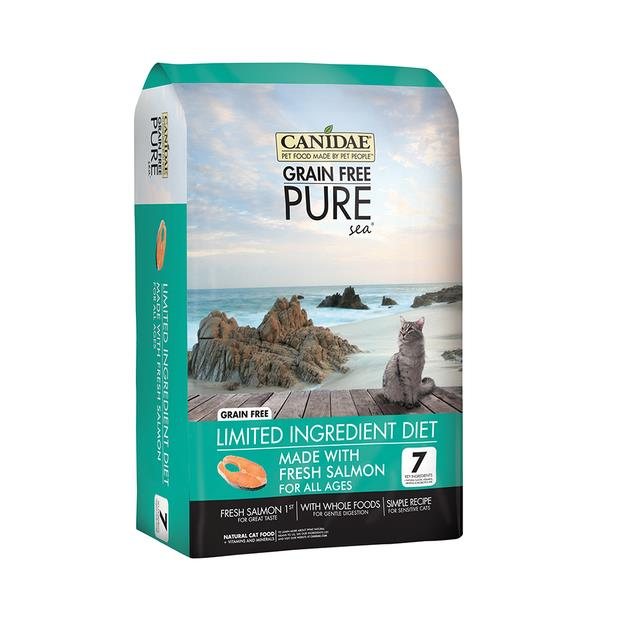 canidae cat grain free pure sea  2.27kg | Canidae cat food | pet supplies| Product Information:...