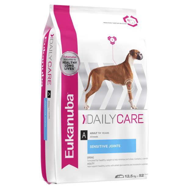 eukanuba adult sensitive joints dry dog food  3kg | Eukanuba dog food | pet supplies| Product...
