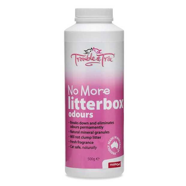 Trouble & Trix No More Litter Odour Powder 500g