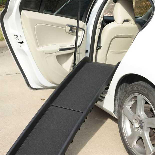 Solvit Side Door Car Ramp Adapter Kit for Dog Ramps