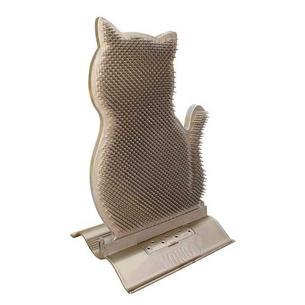 KONG Connects Kitty Comber Door Stop Cat Groomer