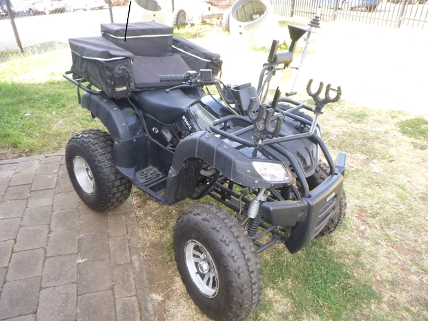 Quad Bike, Willy's Jeep, Landrover, Jeep Trailers, Militaria, Camo Clothing, Antique Furniture &...