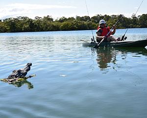 Take to the water and access new fishing spots in a fishing kayak. Perfect for the whole family, this...