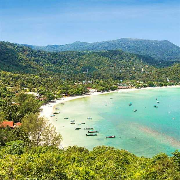 Barefoot luxury on the Thai Gulf isle beckons at the multi-award-winning Buri Rasa Village Phangan...
