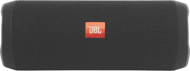 The JBL Flip Essential has a surprisingly powerful, room-filling stereo sound and is ultra-compact.