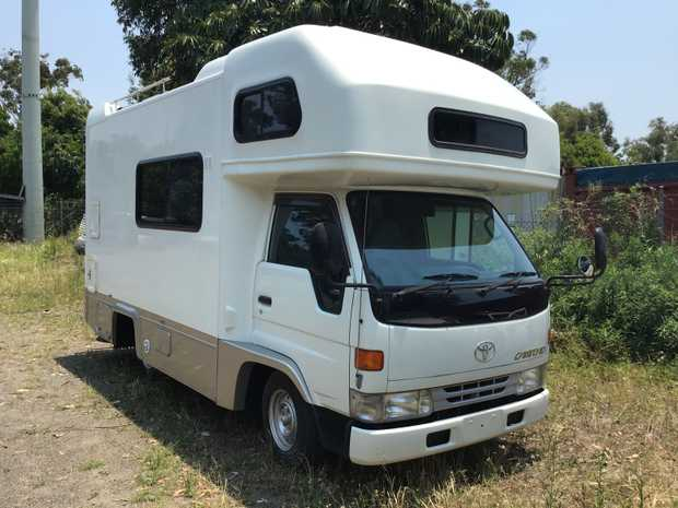 Toyota Camroad Campervan   Only 31,000 kms from new. Auto - Diesel   All set up...