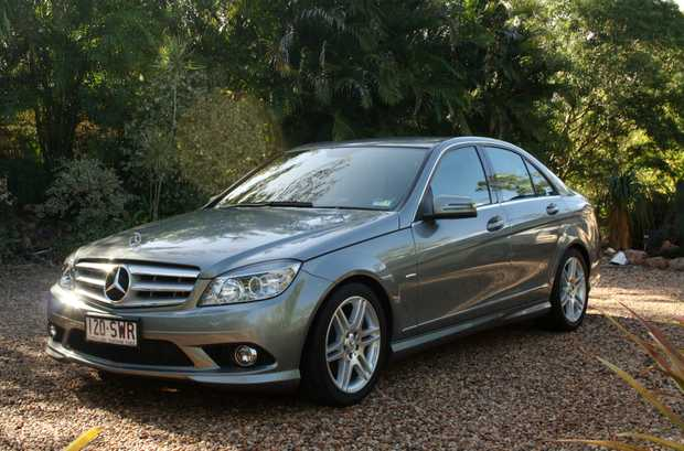 2008/09 C200 Avengard Mercedes Benz