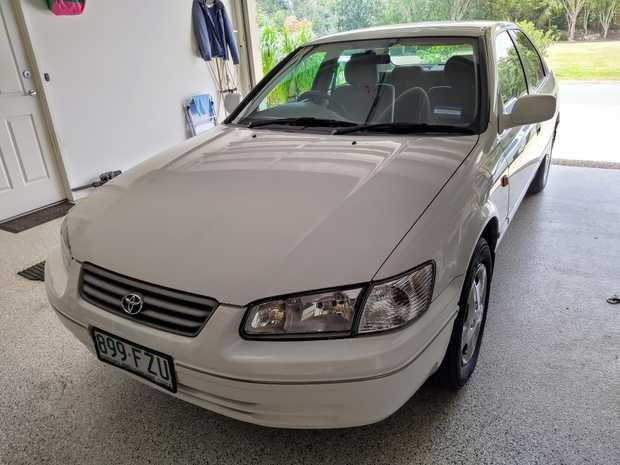 One Owner Always Garaged White/Beige interior Immaculate condition Near New Tyres Always Serviced New...