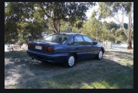Series II, V6, 3.8 Ltr Auto Sedan, 1 Owner, Gen 73,000 kms, Build Date May 93, First Reg July 93, Set...