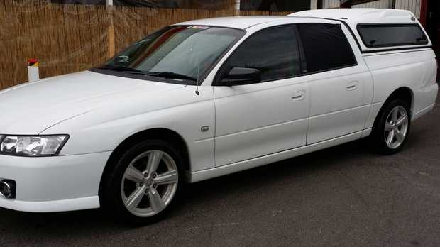 Holden Crewman 2005