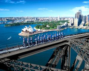 See Sydney at its best - take the Climb of Your Life with BridgeClimb Sydney. Dont miss this...
