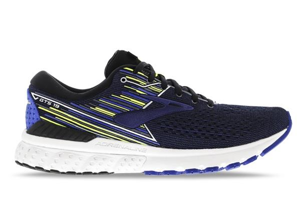 The Brooks Adrenlaine GTS 19 is the ultimate got-to shoe for the 'normal' foot type. With the addition...