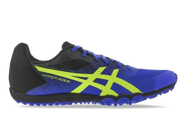 The Asics Hyper XCS 2 racing waffle is a versatile lightweight shoe that will help you cross that...