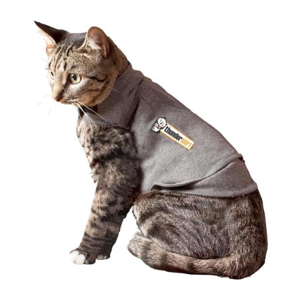 thundershirt for cats  medium | Thundershirt cat | pet supplies| Product Information:...