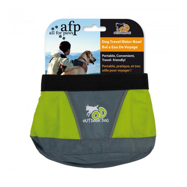 afp outdoor dog water bowl  each | All For Paws dog | pet supplies| Product Information:...