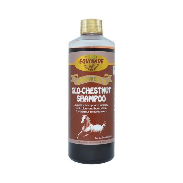 equinade showsilk glo chestnut shampoo  500ml | Equinade | pet supplies| Product Information:...