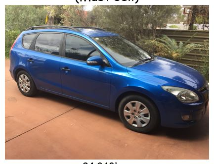 2009 HYUNDAI I-30    94,248 Kms, Manual, Disel.   Super- Reliable & Economical, up to 800Kms...