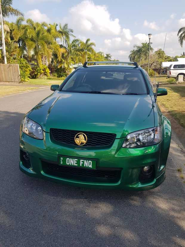 2011 HOLDEN COMMODORE V8 STATION WAGON SS   1 owner, fully serviced, has rust proofing & ming...
