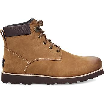 As functional as it is cool, this winter-ready work boot is made with waterproof leather and lined with...