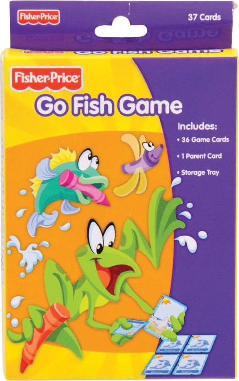 Fisher Price Basic Card Games Assortment