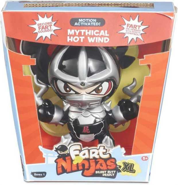 Fart Ninjas XL Assorted