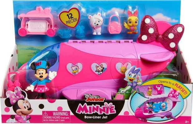 Minnie Bow-Jet Liner