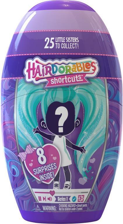 Hairdorables Short-Cuts