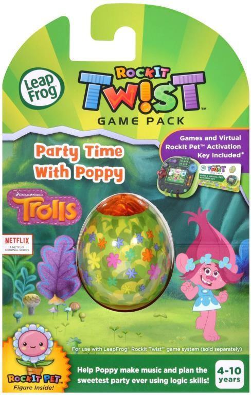 Leap Frog Rockit Twist Expansion Packs - Trolls