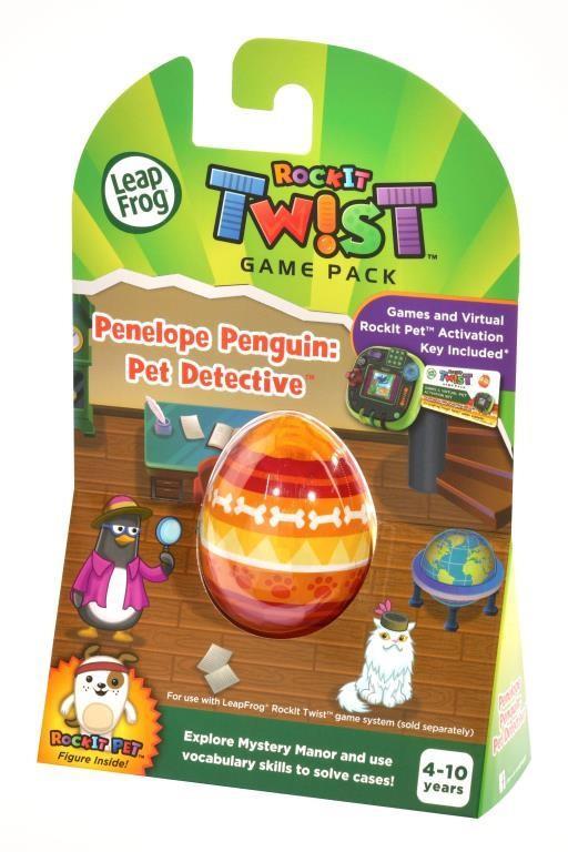 Leap Frog Rockit Twist Expansion Packs - Pet Detectives