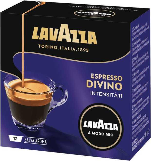 Lavazza Divino Coffee Capsules 12 Pack
