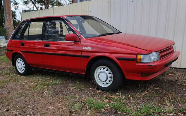AUTOMATIC   Toyota Corolla Consa, 5 Door Hatchback, Low Kms, P/S, A/C, Electric Windows, 6 Mths...