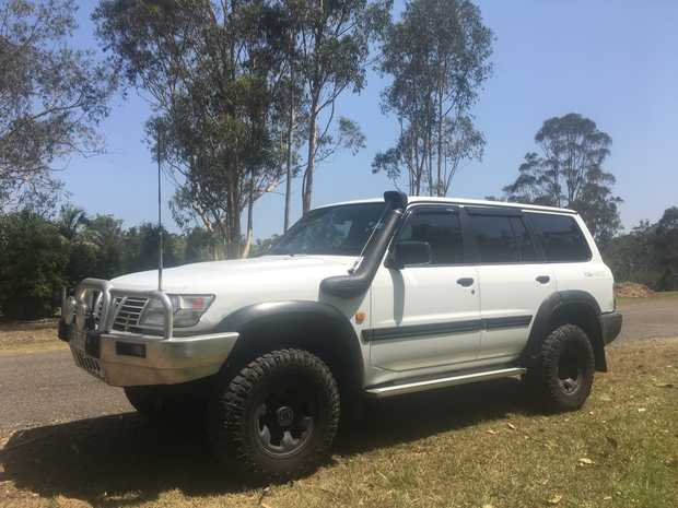 Duel fuel Petrol/Gas. 2001, 335220 kms,  Used, Excellent Condition, Automatic, 5 Doors, Wagon, 4WD.