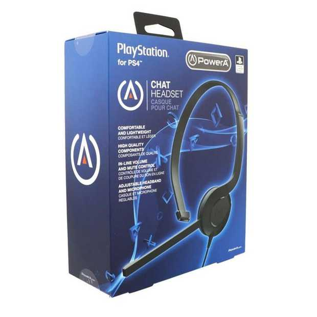 Communicate with your friends while gaming in clear digital wideband audio with the officially...