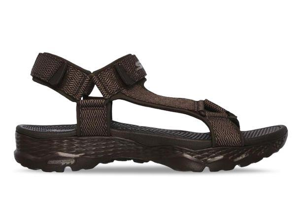 The Skechers GOwalk Outdoors is ready to take on your next adventure. This sporty sandal is designed to...