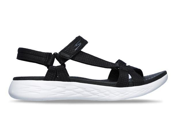 The Skechers On-The-Go sandal is the preferred sandal in the warmer months. Offering both style and...